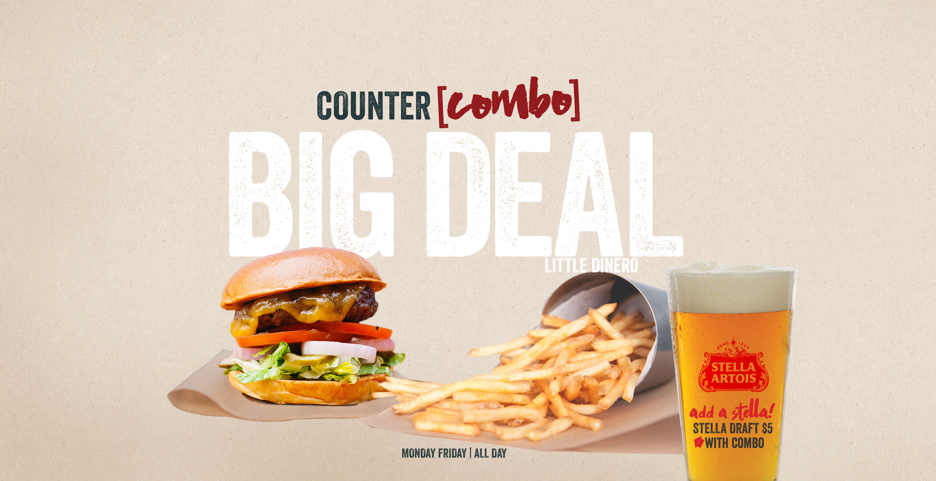 Burger Restaurant |The Counter